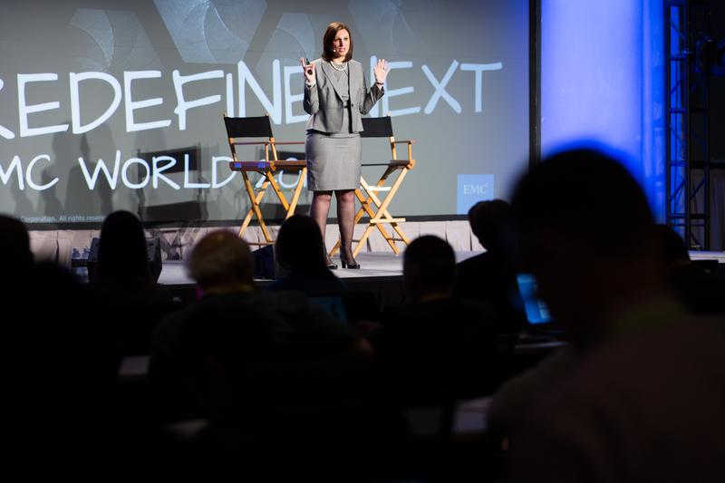 IN PICTURES: Round-up of EMC World 2015