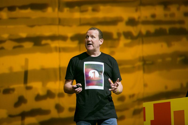 IN PICTURES: Microsoft Ignite NZ 2015 - Keynote