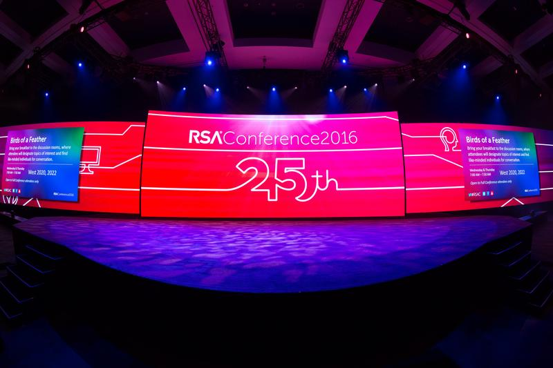 IN PICTURES: Tech talks security as RSA Conference 2016 calls for creativity in cyber defences