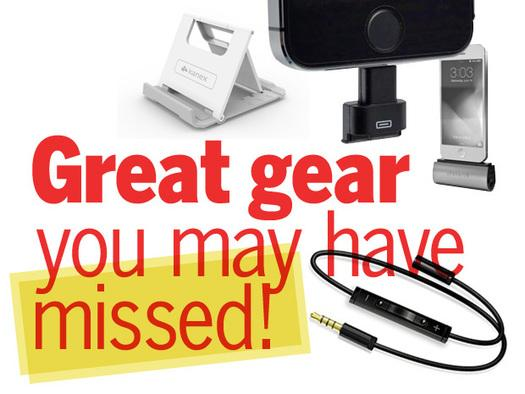 In Pictures: Great gear you may have missed
