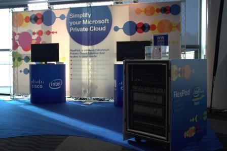 In pictures: Microsoft Cloud OS summit in Auckland