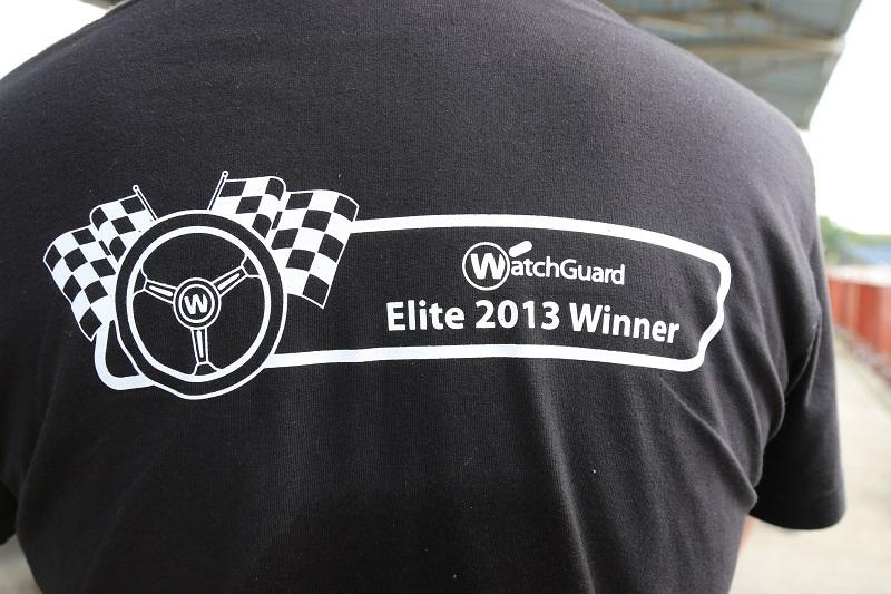IN PICTURES: WatchGuard A/NZ Elite 2013 winners take on Sepang F1 Circuit - Day 3
