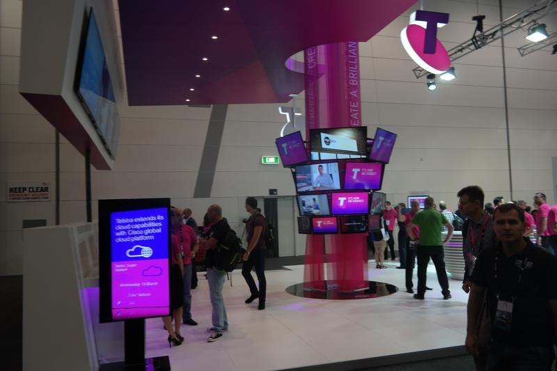 IN PICTURES: Cisco World of Business Solutions at Cisco Live! (53 photos)