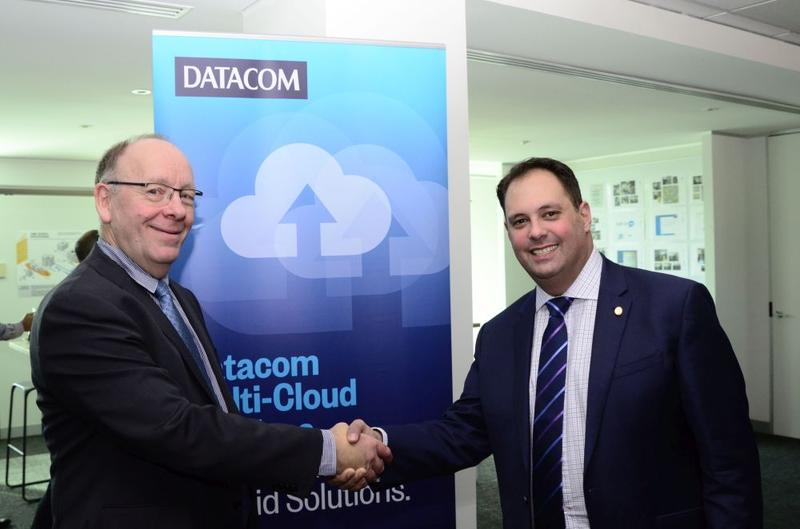 IN PICTURES: Datacom opens third Melbourne office, creating 100 new jobs
