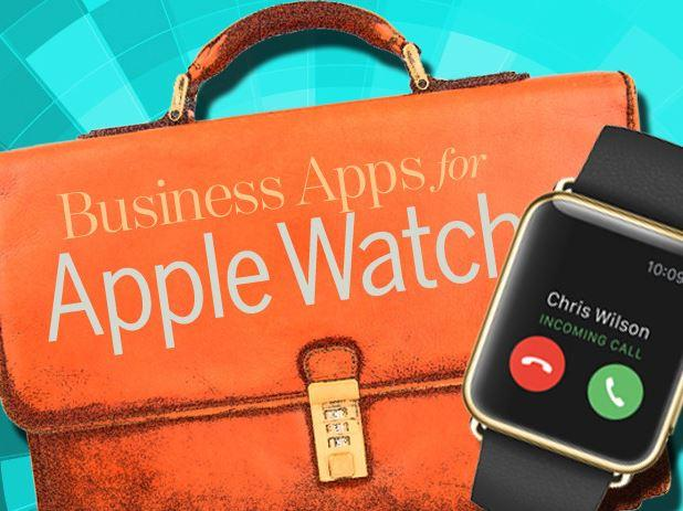 In Pictures: 11 early Apple Watch apps for business