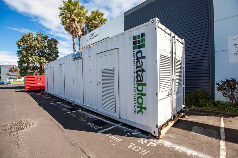 IN PICTURES: IT Power launches portable datacentre in a container