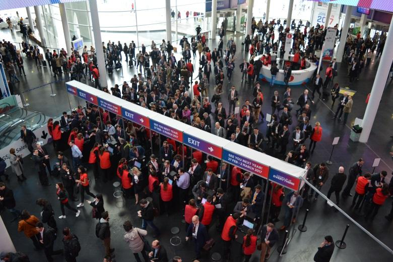 IN PICTURES: Mobile World Congress Barcelona 2016 - Part 1 (+27 Photos)