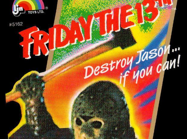 In Pictures: Geeky ways to celebrate Friday the 13th