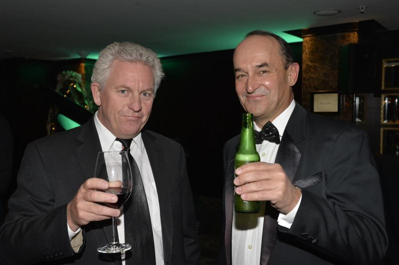 IN PICTURES: Cheers to the channel as Hewlett Packard Enterprise honours Kiwi partners