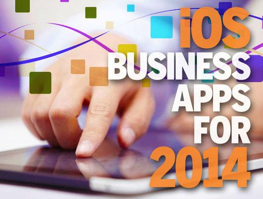 In Pictures: Best iPhone, iPad business apps for 2014