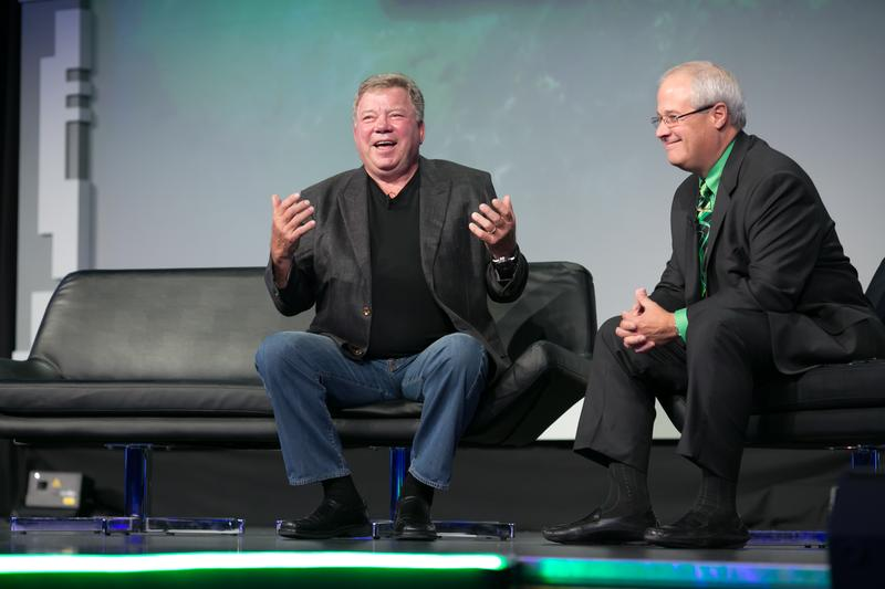 IN PICTURES: Best of the datacentre rest at VeeamON 2015 in Las Vegas