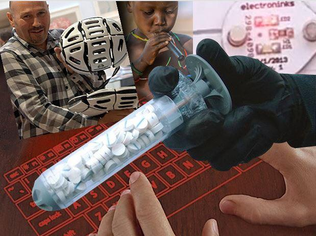 In Pictures: 10 obscure technologies that could change the world