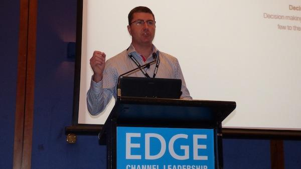 IN PICTURES: EDGE 2015 - Day Two breakout sessions  (+17 photos)