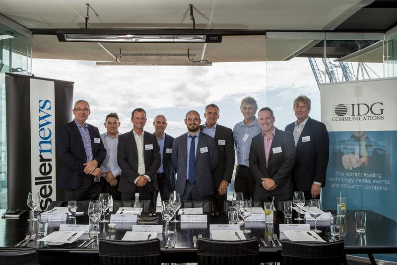 IN PICTURES: Reseller News Roundtable - Maximising Mobility: How can the channel compete?