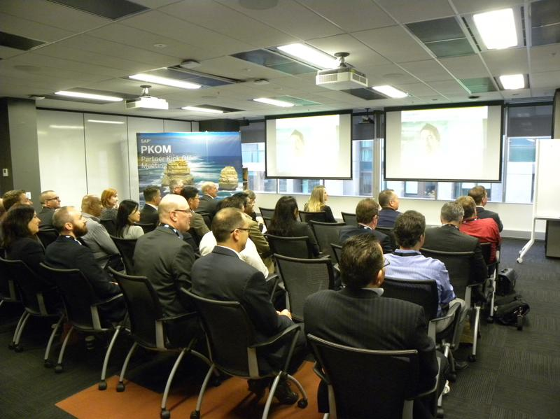 IN PICTURES: SAP Partner Kick-Off Meeting, Melbourne