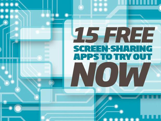 In Pictures: 15 screen-sharing apps for easy collaboration