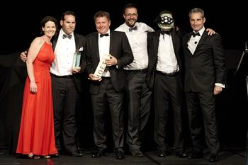 ​Hewlett Packard Enterprise honours high achieving NZ channel