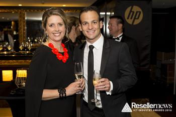 2016 Reseller News ICT Industry Awards - Champagne Reception (Part 1)