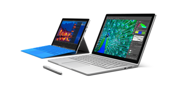 IN PICTURES: Microsoft unveils Surface Book and Surface Pro 4