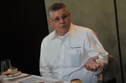 ioFABRIC vice president APAC, Greg Wyman