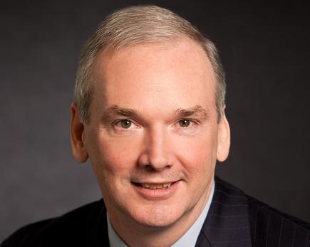 Symantec global vice president partner/channel sales, John Thompson