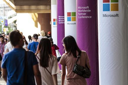2016 Microsoft Worldwide Partner Conference in Toronto