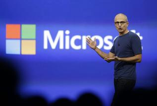 Microsoft results get a lift from Office 365 and Azure