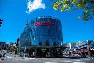 Prime Minister unveils new green home for Ricoh NZ