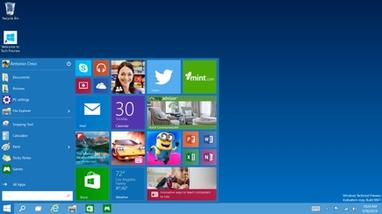 """Microsoft unveils """"built from the ground-up"""" Windows 10"""