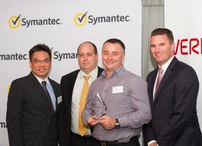 Datacom wins big at Symantec partner awards