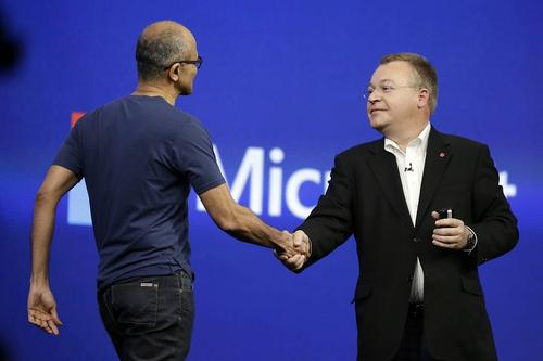 Smartphone defeat looms as Microsoft writes off billions on Nokia deal