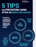 Infographic: 5 Tips For Preventing Harm After an Employee Leaves